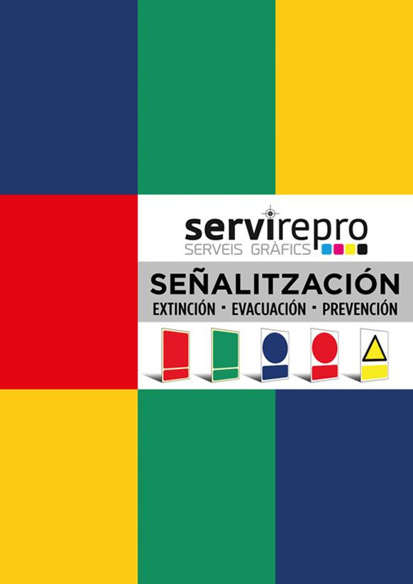 señalizacion servirepro tarragona